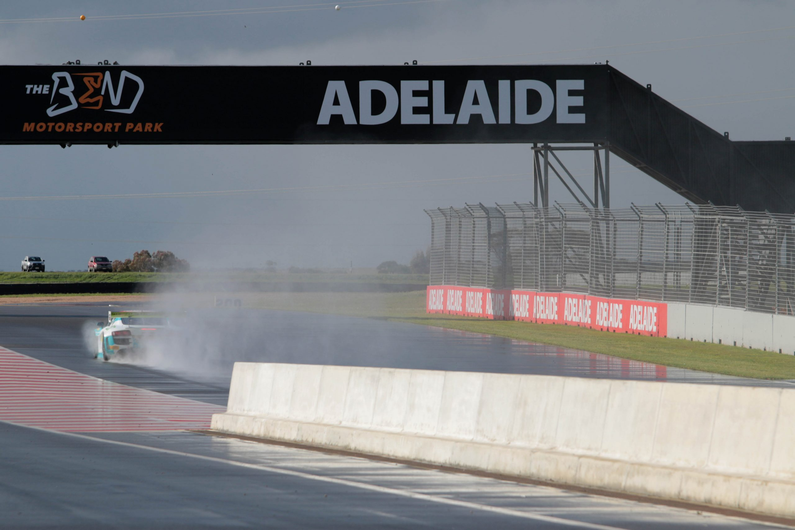 Double round at The Bend removed from racing calendar