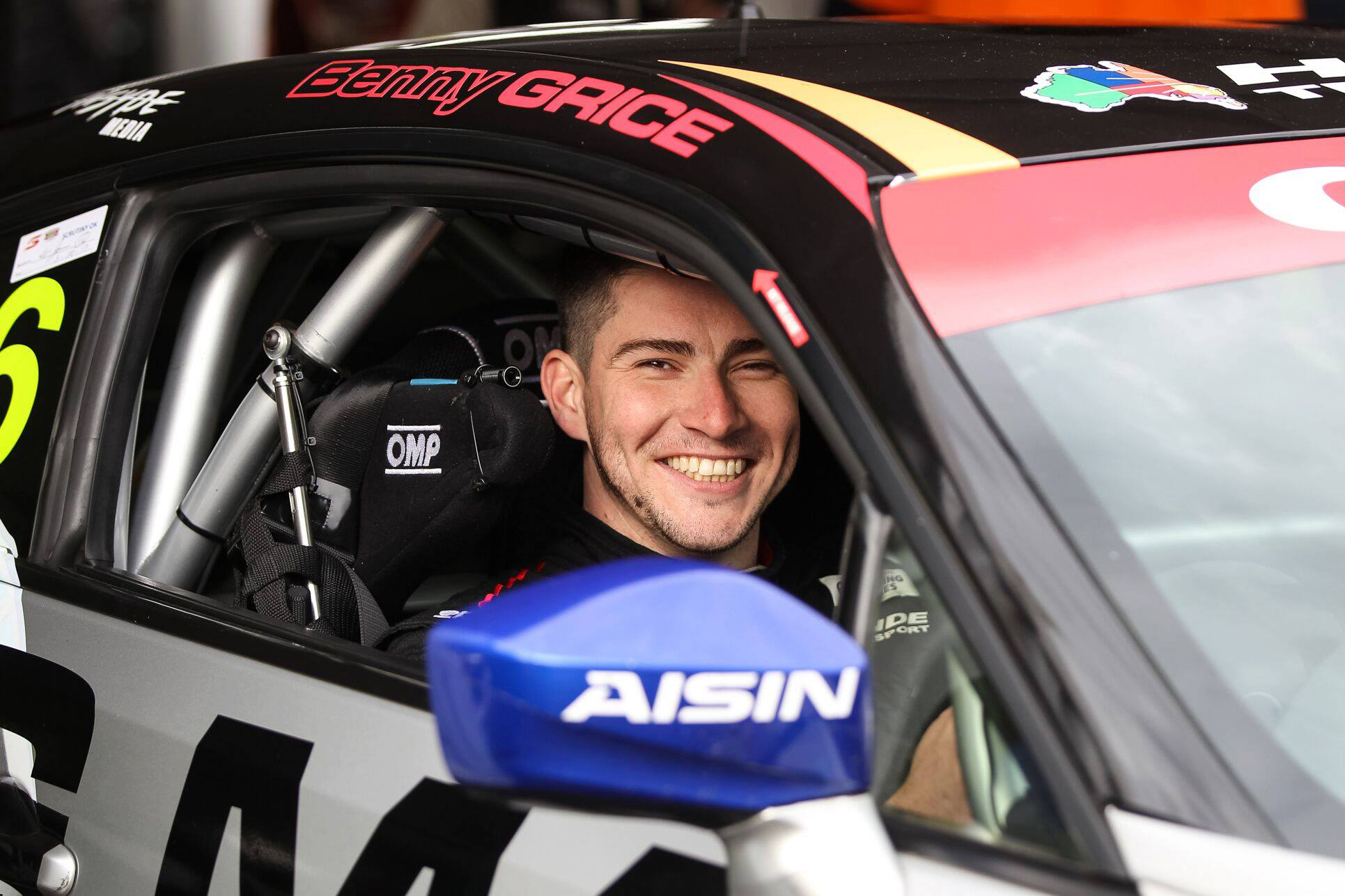 Grice and Thomas confirm entries for Trans Am at Phillip Island