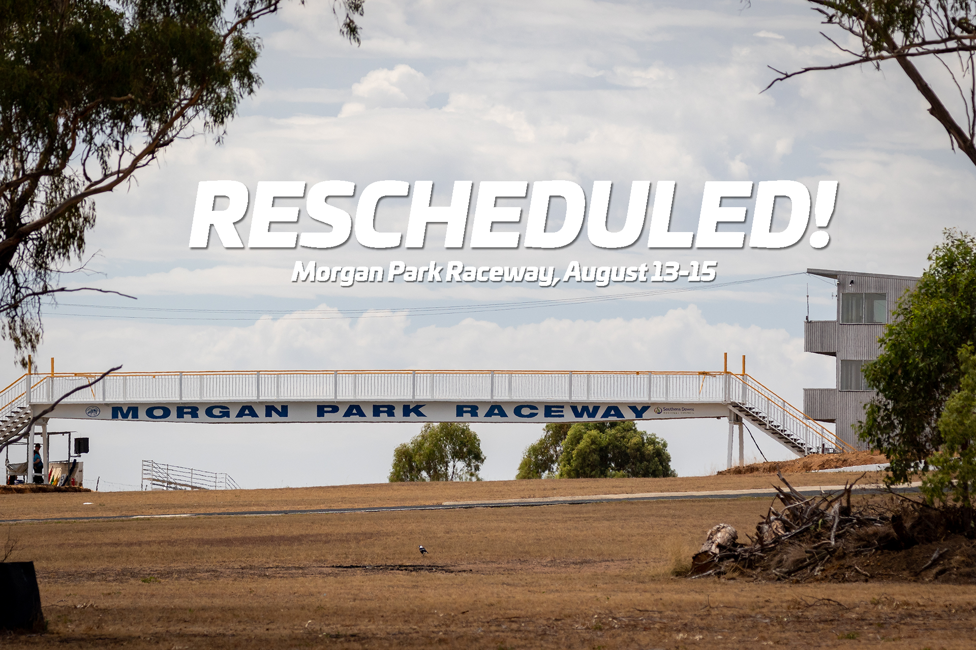 Shannons round at Morgan Park rescheduled to August 13-15